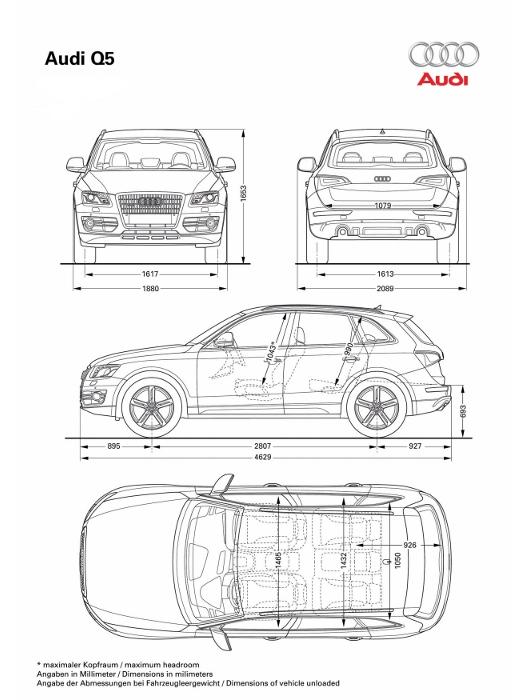 Audi Q3 2 0 Tdi Quattro 02 2012 Test Agent Ra Auto